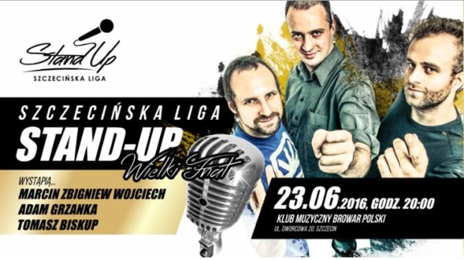 szczecińska liga stand-up finał
